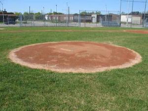 Pitcher's Mound